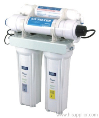 4 stages Water Filter
