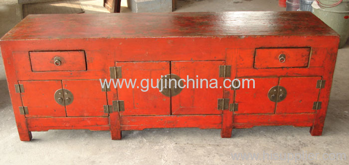 China Antique Tv Cabinets