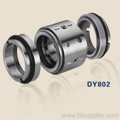 mechanical pump seals with double faces