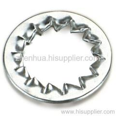 Internal Serrated lock washer