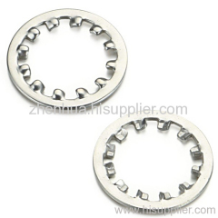 internal tooth lock washers