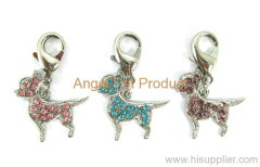 Pet Rhinestone Charms