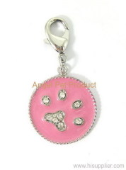 cools pets collars charms