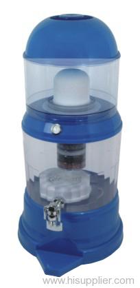 16 liters mineral pot