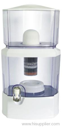 24 liters mineral pot