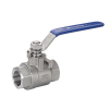 2-pc ball valve full port