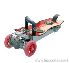 feet controller skate board