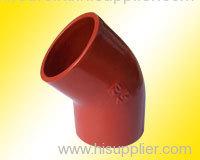 cast iron drainage pipe