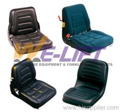 WE-LIFT forklift parts - forklift seat