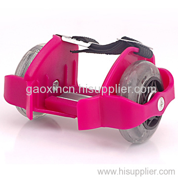 flashing roller shoes toy