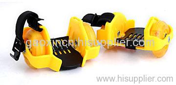 2 wheel flashing rollers