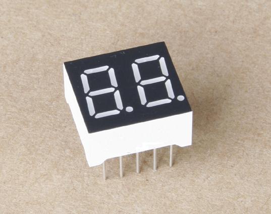 seven-segment led