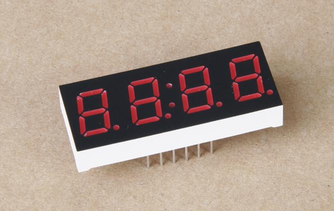 common anode display