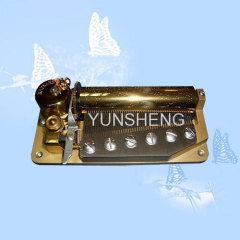 WIND UP SPRING MUSIC BOX MOVEMENT BIG SIZE AND LUXURY 18 Note 30 Note 36 Note 50 Note 78 Note 156 Note