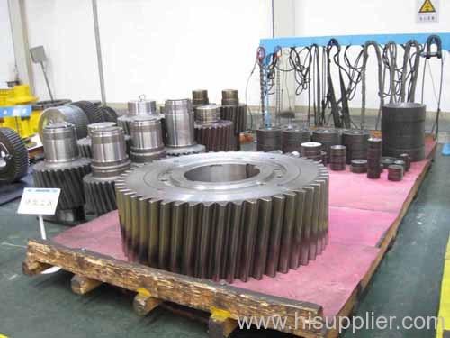 big diameter gear
