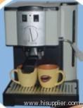 Large espresso coffee maker