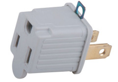 2-pin to 3-pin Adaptor
