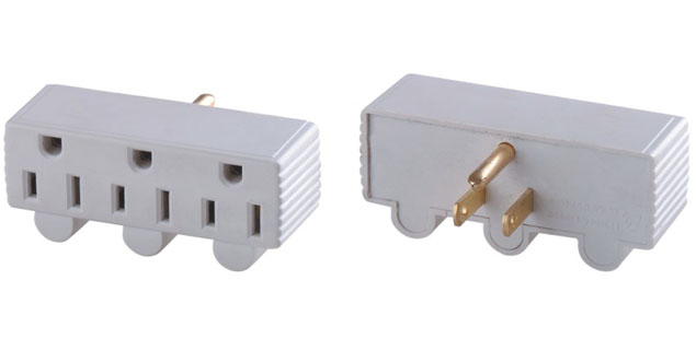 15A American type connector
