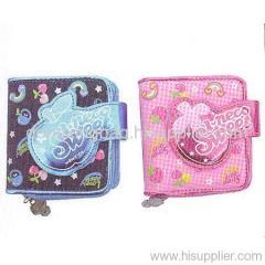 lady wallet