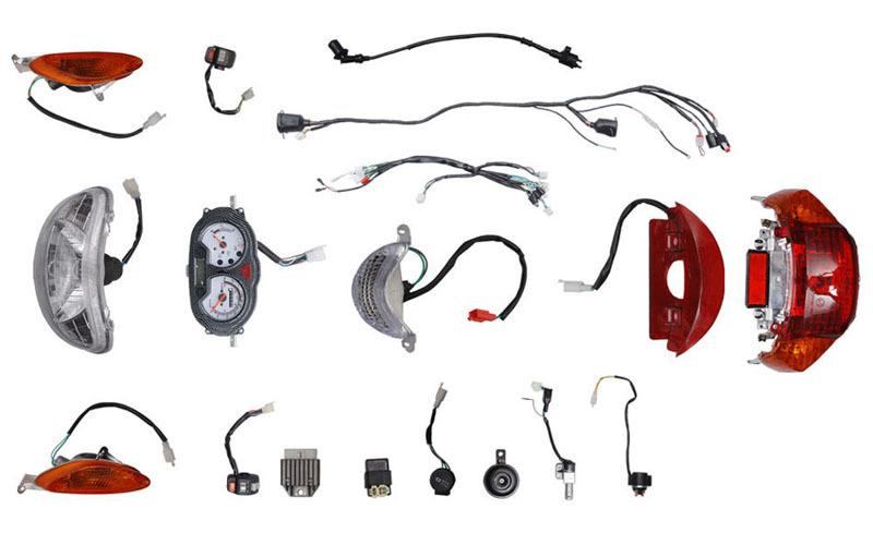 YY50QT-6 cable parts