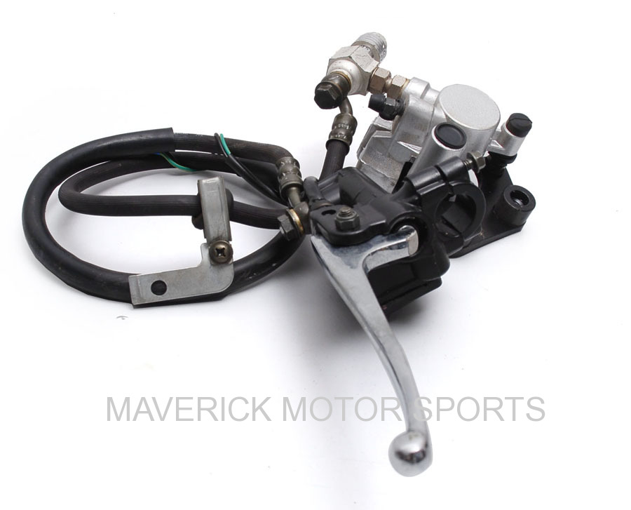 125cc scooter brake