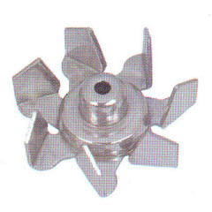 Automobile impeller