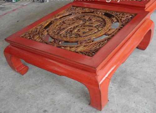 Superior Chinese Antique Coffee Table