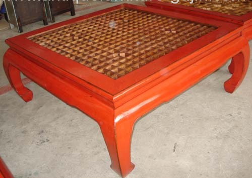Exceptional Antique Chinese Coffee Table