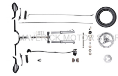 50CC steering assembly