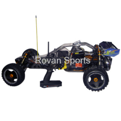 Nitro Powered Remote Control Car