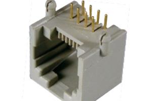 modular jack