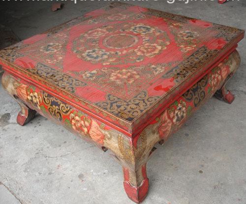 Delicieux Tibetan Coffee Table