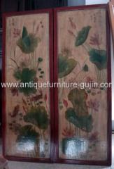 Antique reproduction panels