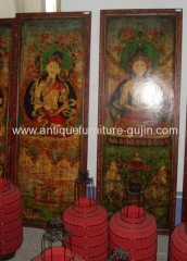 Chinese reproduction panels