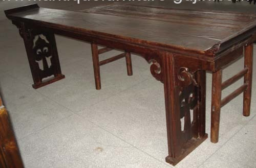 Chinese Antique Long Altar Table
