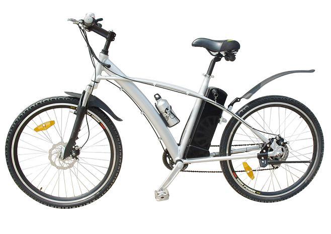 aluminium electric bike
