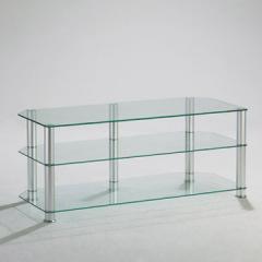 aluminum plasma TV stand