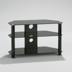 black colour PDP stand