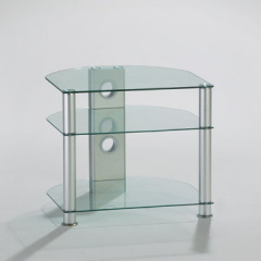 LCD glass console
