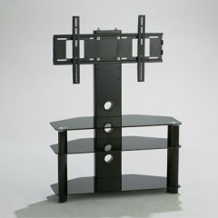 Black TV/AV Stand