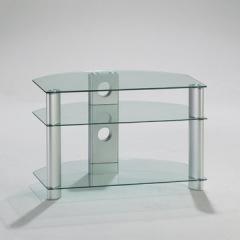 Clear AV/TV Stand