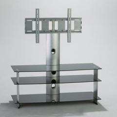 LCD stand shelf
