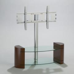 wood av table