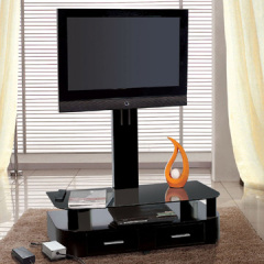 motorized LCD tv stand
