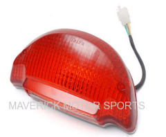Scooter tail light