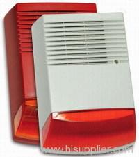 outdoor electronic siren for burglar alarm