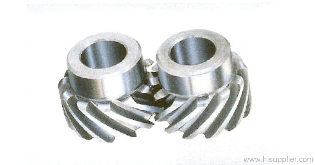 helical geared