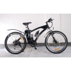 aluminum e-bike