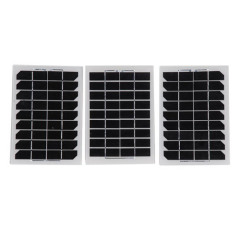 Photovoltaic solar cell panel