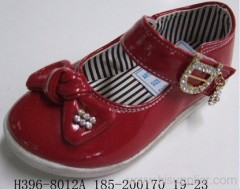 children leather shoes